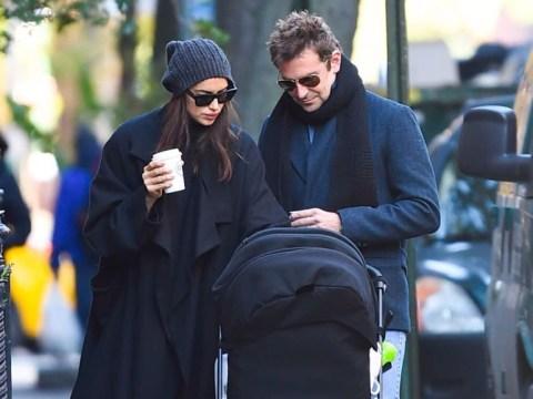 Bradley Cooper and Irina Shayk 'to share joint custody of daughter Lea, 2' in New York
