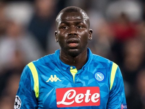 Kalidou Koulibaly unsure over Napoli future after Manchester United interest
