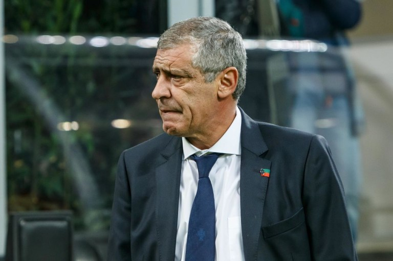 Fernando Santos has freshened up Portugal's squad since the 2018 World Cup