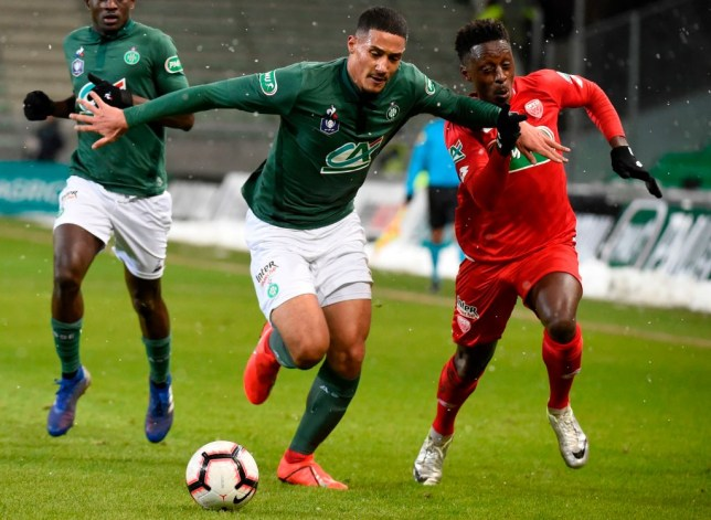 GettyImages-1087102868 Arsenal poised to land Saint-Etienne defender William Saliba in €25m deal