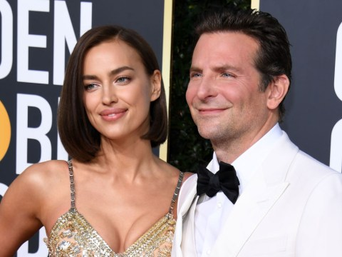 Bradley Cooper's girlfriend Irina Shayk moves out of the family home as their relationship 'hangs by a thread'