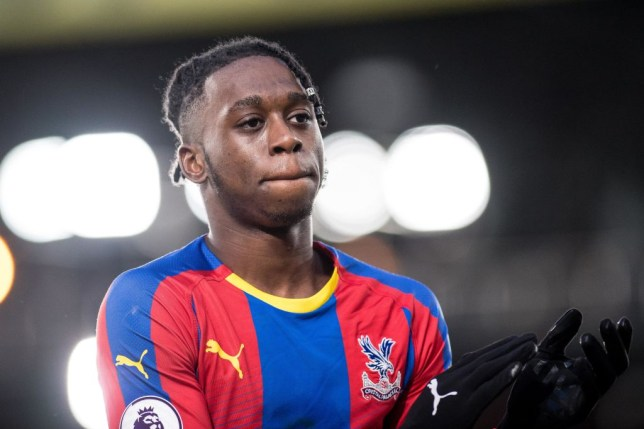 Crystal Palace respond to Manchester United's £40m bid for Aaron Wan-Bissaka