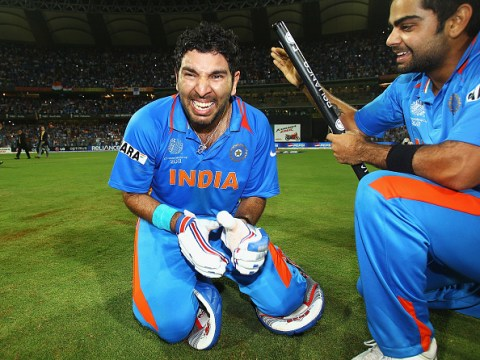 Cricket legends react after India hero Yuvraj Singh announces retirement