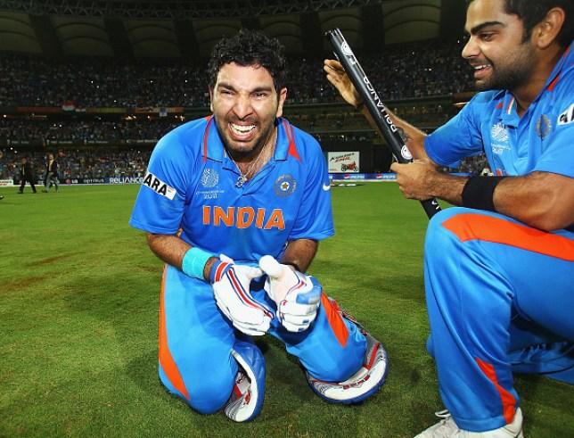 India hero Yuvraj Singh has announced his retirement