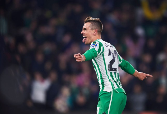 Giovani Lo Celso is wanted by Tottenham and Manchester United this summer