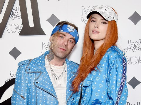 Bella Thorne's ex Mod Sun is 'scared' his nude pictures will leak online