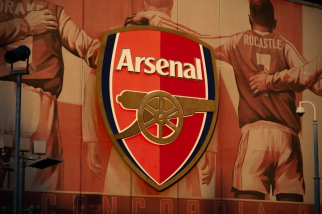 Arsenal's academy coach reduced a young female referee to tears