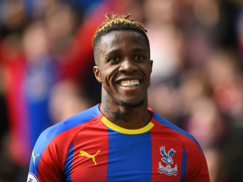 Wilfried Zaha wants Arsenal to speed up transfer negotiations with Crystal Palace