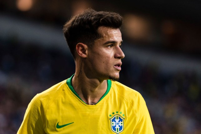 What Philippe Coutinho has said about joining Man Utd or Chelsea