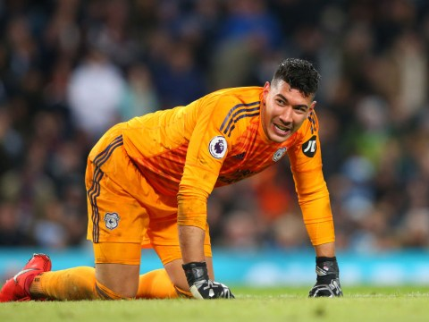 Liverpool target Cardiff goalkeeper Neil Etheridge as replacement for Simon Mignolet