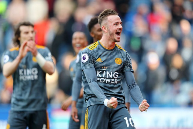 James Maddison is wanted by several top clubs this summer