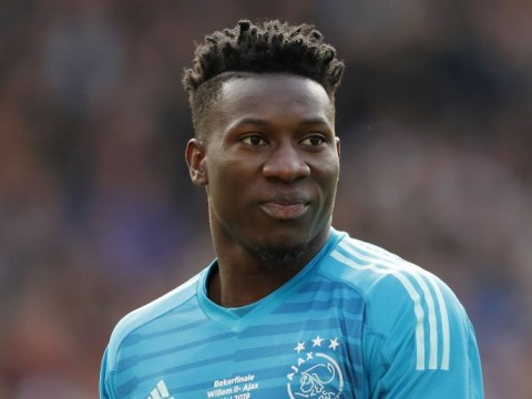 Andre Onana wants Ajax stay after Manchester United have bid rejected