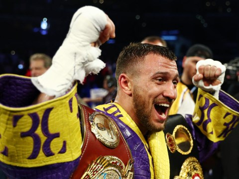 Vasyl Lomachenko mocks Henry Cejudo after UFC champion calls out boxing superstar
