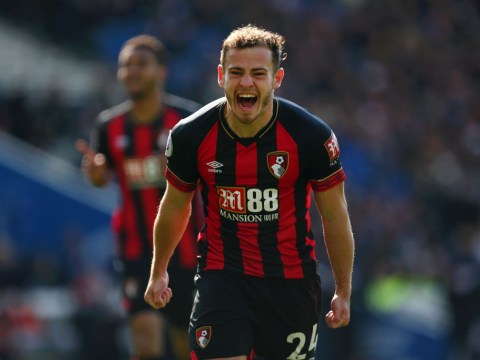 Top Arsenal target Ryan Fraser questions Bournemouth's price tag