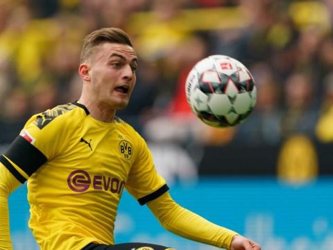 Liverpool, Man Utd and Arsenal in transfer battle to sign Borussia Dortmund star Jacob Bruun Larsen