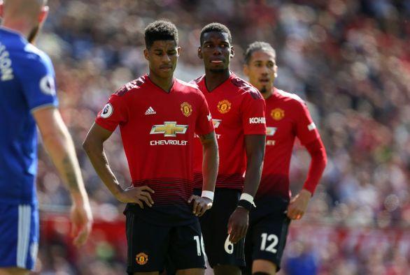 Eric Bailly liked posts slamming Manchester United stars Marcus Rashford and Paul Pogba