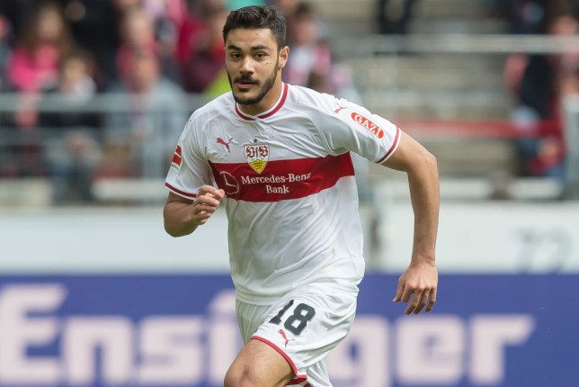 Manchester United have made an approach for Ozan Kabak