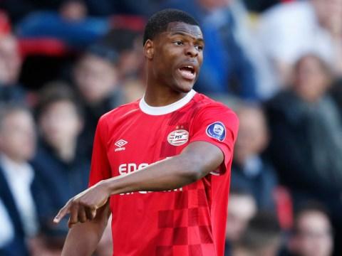 Manchester United prepare bid for £25m PSV defender Denzel Dumfries as an alternative to Aaron Wan-Bissaka