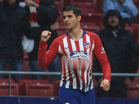 Chelsea issue Alvaro Morata transfer threat to Atletico Madrid
