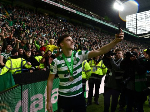 Why Celtic's dynamic defender Kieran Tierney can be Arsenal's answer to Liverpool's Andrew Robertson