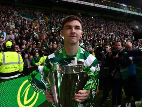Arsenal to submit improved £22m transfer bid for Kieran Tierney
