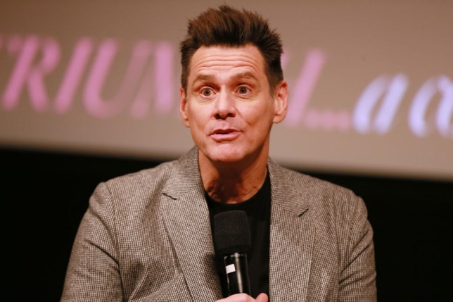 Jim Carrey reveals why he doesn't take selfies with fans and it might change your life