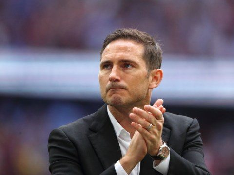Chelsea begin talks with Frank Lampard with Maurizio Sarri poised to join Juventus