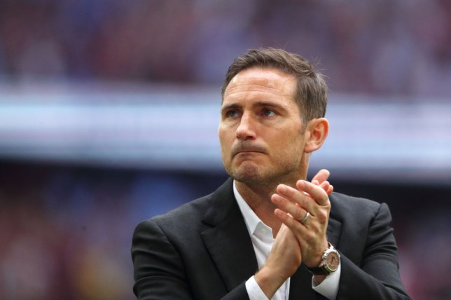 Frank Lampard could be poised to make a sensational return to Chelsea as Maurizio Sarri's successor
