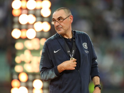 Maurizio Sarri wants to bring two Chelsea players with him to Juventus