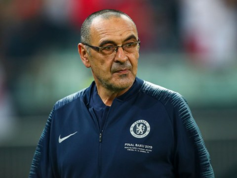 Jorginho sends warning to Maurizio Sarri as Chelsea manager prepares for Juventus job