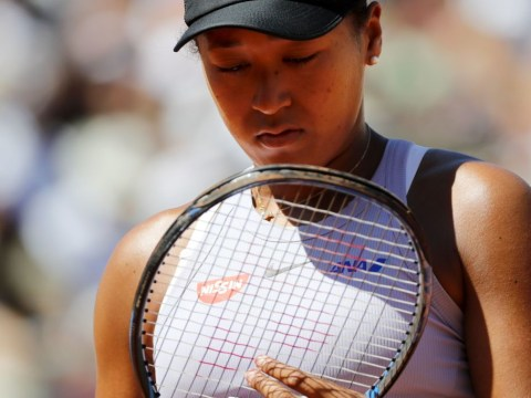 Naomi Osaka speaks out after shock French Open defeat ends hopes of Calendar Grand Slam
