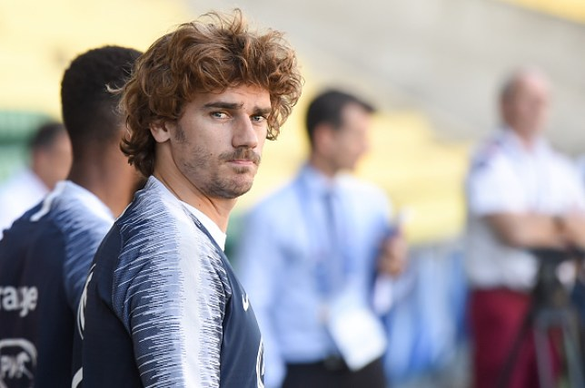 Manchester United remain interested in signing Antoine Griezmann