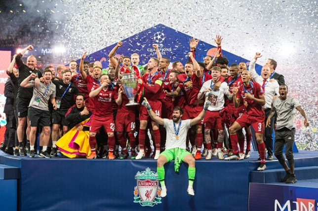 Liverpool won the Champions League after beating Tottenham in Madrid