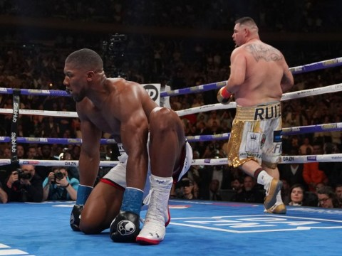 Humiliation at hands of Andy Ruiz Jr not yet a disaster for Anthony Joshua