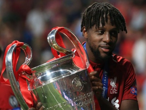 Divock Origi hopeful of 'positive' contract talks with Liverpool after Champions League final win