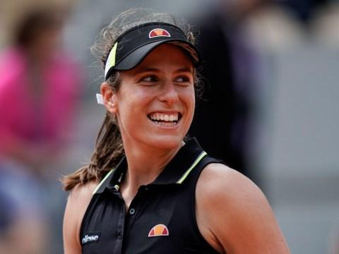 Johanna Konta rates French Open quarter-final win among her best