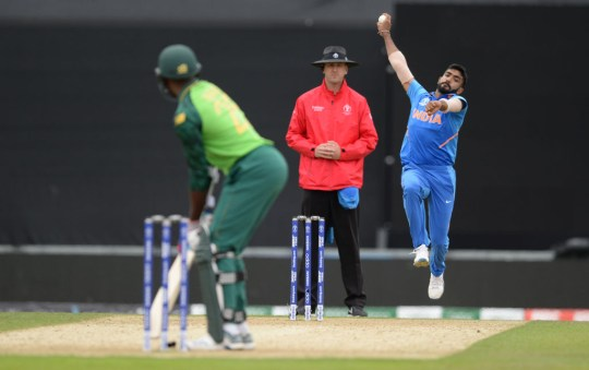 Cricket World Cup: Virat Kohli hails 'special' India duo after South