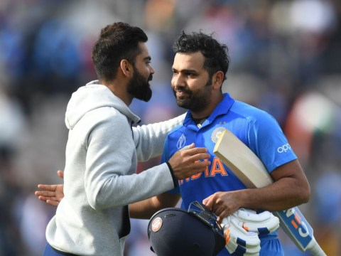 Virat Kohli hails 'special' India duo after Cricket World Cup win over South Africa