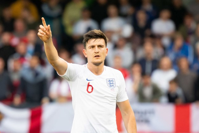 Harry Maguire is wanted by Manchester United and Manchester City