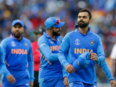 India captain Virat Kohli praised for defending Australia's Steve Smith at Cricket World Cup