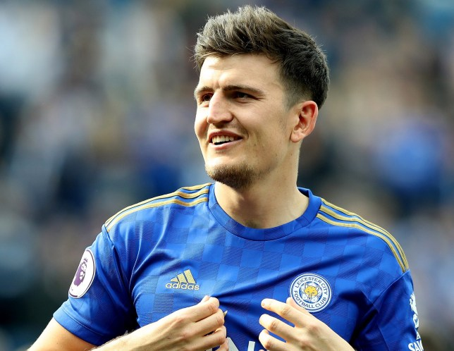 Manchester United target Harry Maguire is set to join Manchester City for a fee of around £80m