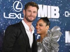 Avengers' Chris Hemsworth goes full travel vlogger on Men In Black press tour