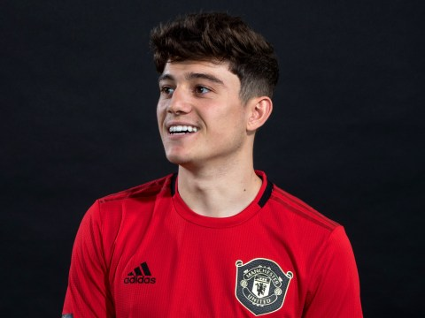Ryan Giggs claims Manchester United signing Daniel James is quickest player he's ever seen
