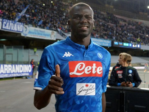 Manchester United have £84m transfer bid prepared for Kalidou Koulibaly