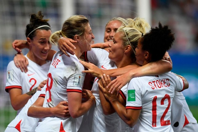Women's World Cup: England top Group D after Japan win - who will they face next?