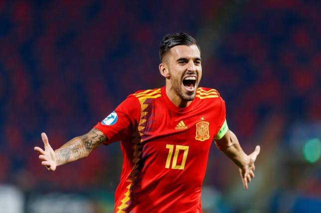 Image result for ceballos arsenal