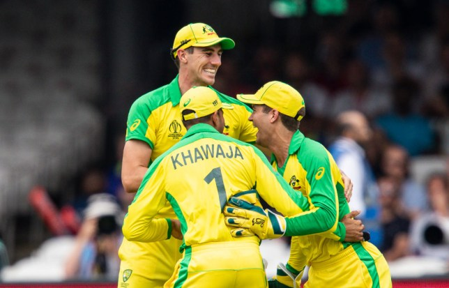 Australia have booked their place in the semi-finals of the Cricket World Cup