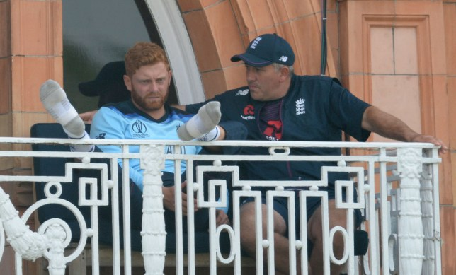 Jonny Bairstow has been critical of the reaction to England's World Cup struggles