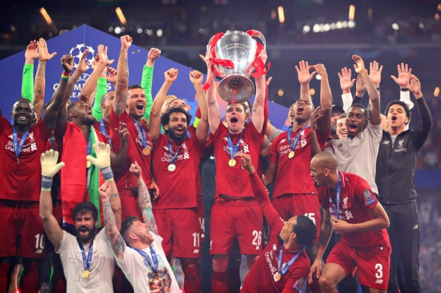 GettyImages-1153105685 Andy Robertson describes Liverpool teammate Alisson's performance in Champions League final as 'an absolute joke'