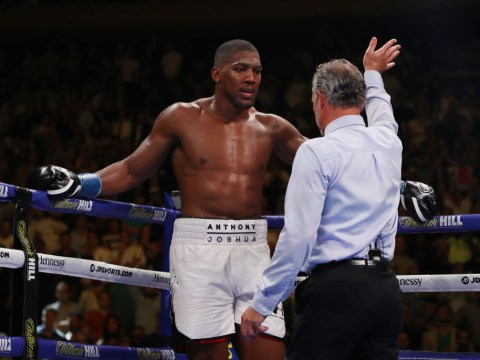Dillian Whyte explains why he was 'upset' by Anthony Joshua's defeat to Andy Ruiz Jr.